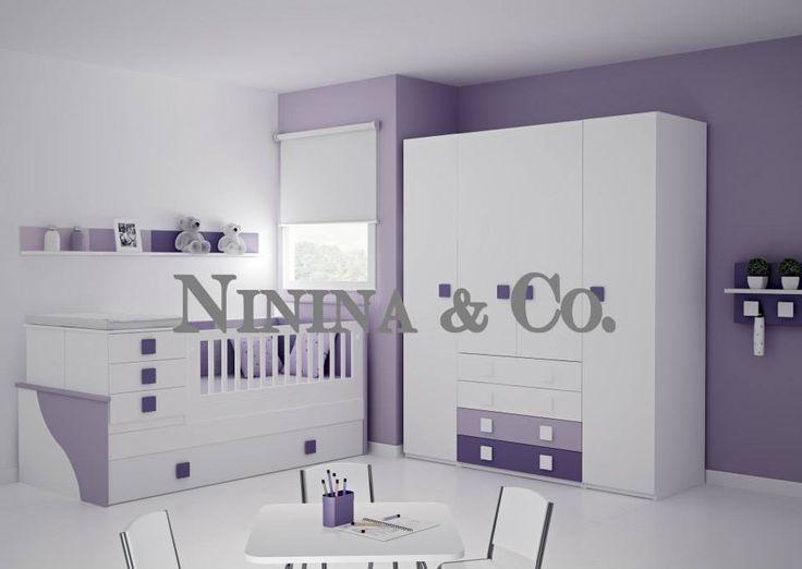 Cuna Funcional Corva en Ninina & Co