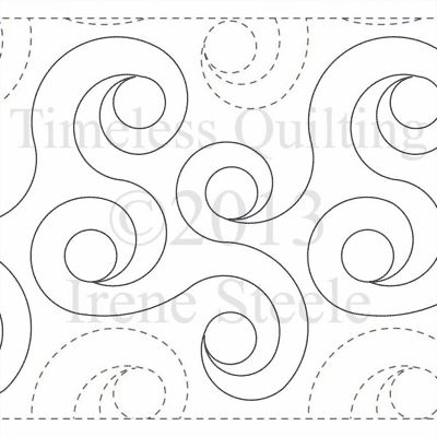 Spiral Rings - quiltscomplete.com