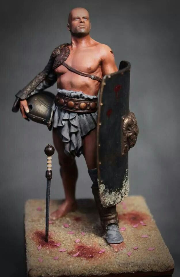 """""""Gladiator"""".  The skin is VERY REALISTIC....."""