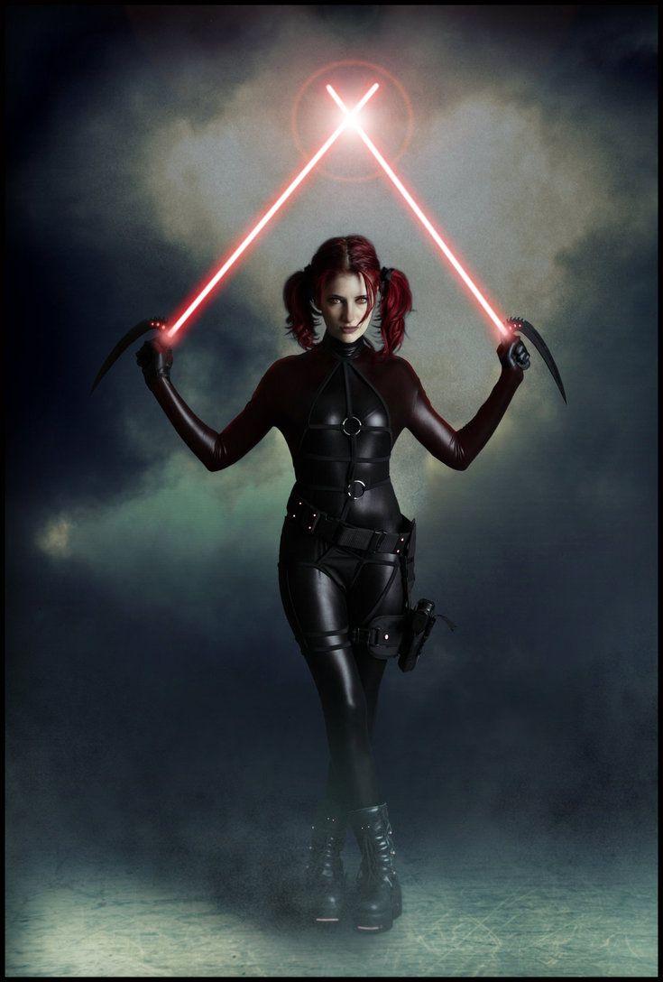 female sith | Sith Apprentice by EQU1N0X72