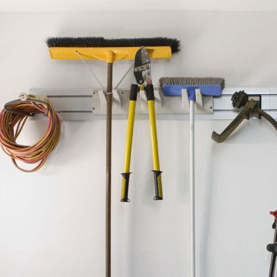 Farmers' Almanac Tip: Hang brooms and brushes when not in use – they will last longer.