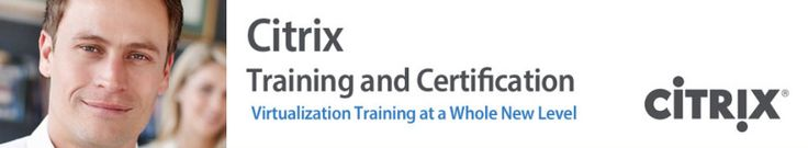 This citrix training courses are mainly meant for the purpose of how the application can be managed and how the desktop can be virtually look and managed. This training would also reduce the cost of taking the help of the expert in the field of the technology.