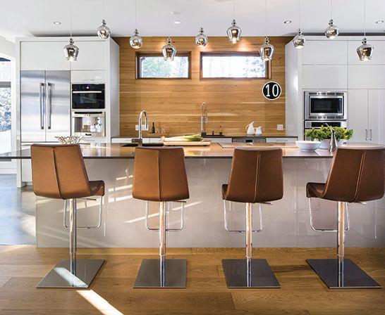 Cuisines ambiance resto photos d co et cuisine for Armoire de cuisine verdun