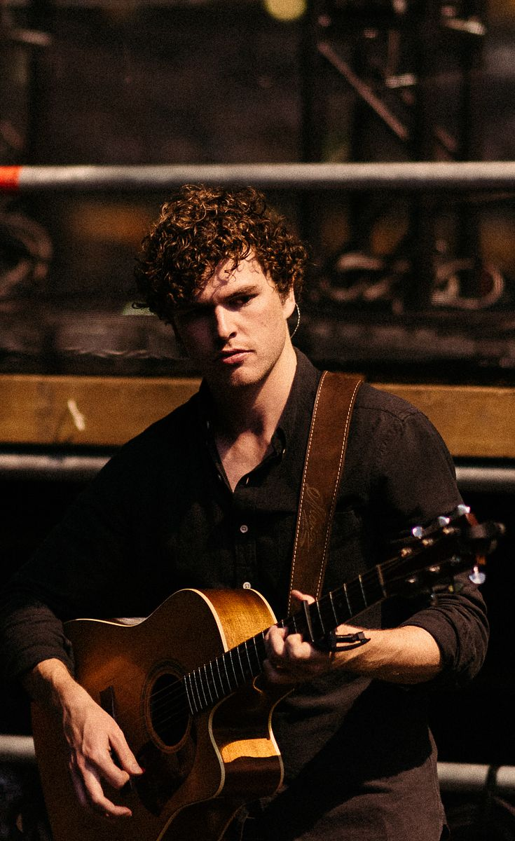 Behind The Scenes Of The 1989 World Tour With Vance Joy