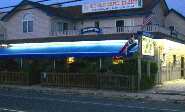 Awning is out!