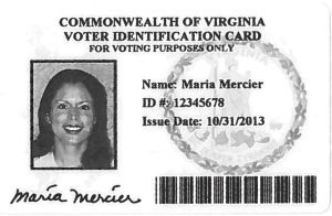 Virginia election officials prepare for new photo ID law that will take effect July 1. Under the 1965 Voting Rights Act, some of the states pushing new photo identification requirements — mainly Southern states, including Virginia — were required to obtain federal preclearance before changing voting laws because of the states' history of racial discrimination.