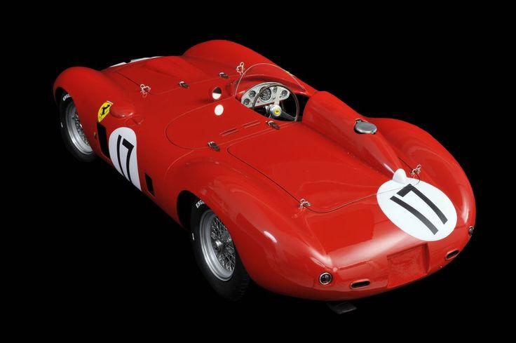 Ferrari 860 Monza Spyder '1955