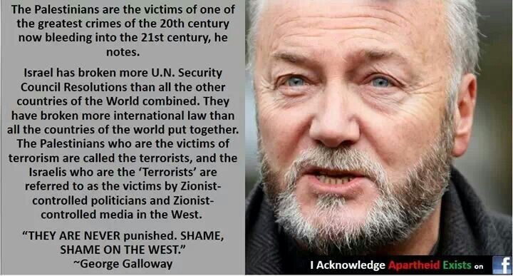 Listen to George Galloway on Youtube. Make up your own mind...Good Man, check him out if you never heard his talks...kd
