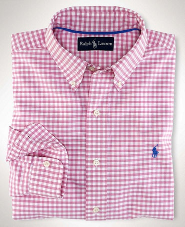 Polo Ralph Lauren Shirt, Classic Button Down