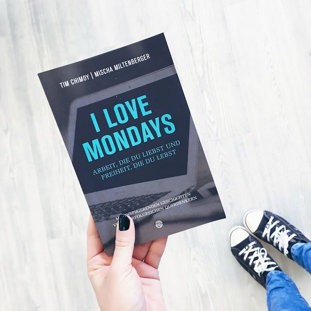 I love monday's {buchtipp} ...