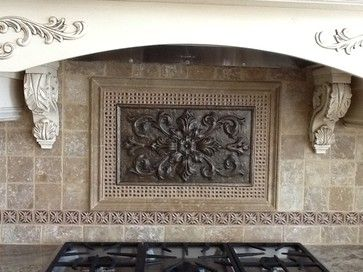 Kitchen Backsplash traditional