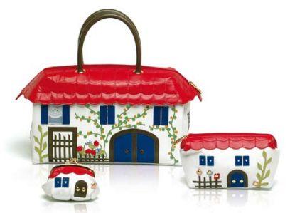 Q-riouser & Q-riouser: Braccialini ... In your handbag lies all your life
