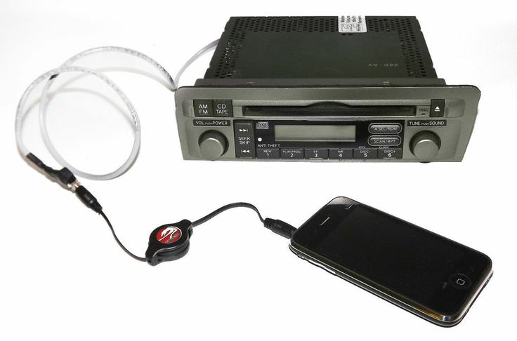Honda civic hybrid 04 05 radio am fm cd w aux input w for Honda a1 service coupon