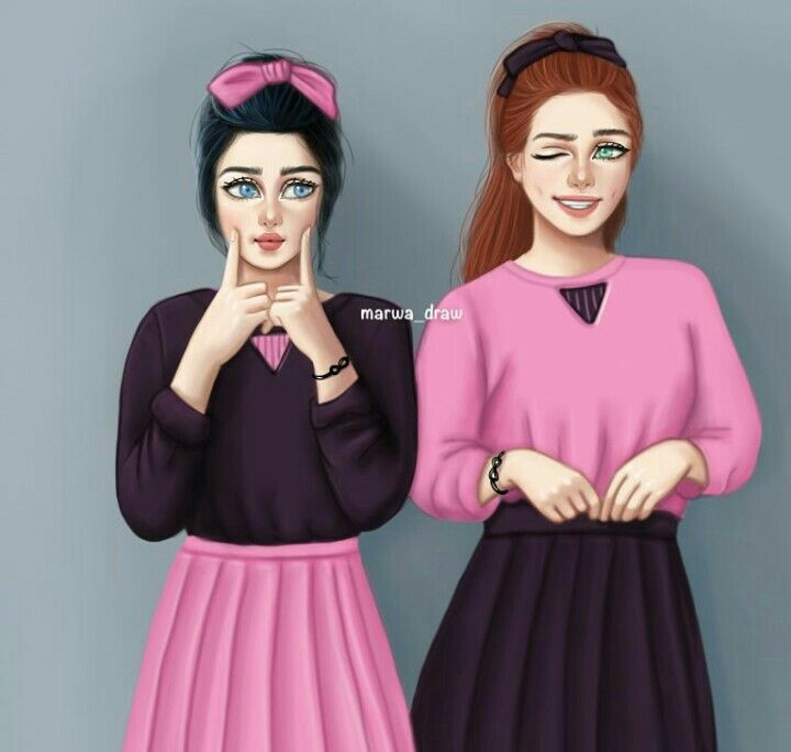 Pin By Noor Ul Ain On Dolls And Art Girly M Cute Girl Drawing Girly Art