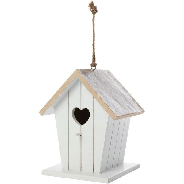 Not sure what I'm doing with it yet (Sweetheart table probably) but little white bird house much like this bought from Kmart $5