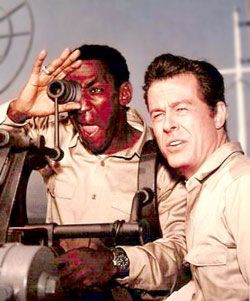 remember I Spy w/Bill Cosby and Robert Culp...