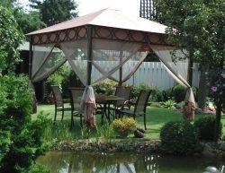 Leco Safari Paviljoen - De mooiste tuinartikelen bij Lecoshop.nl! Hoppashops.nl