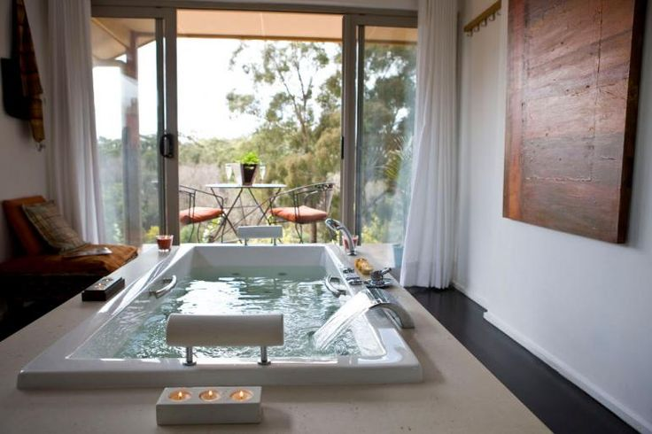 Dreaming Spa Villa, Blue Cliffs Retreat, Hepburn Springs