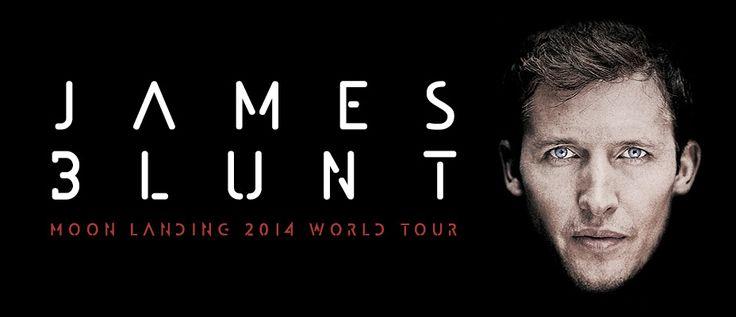 James Blunt   Moon Landing 2014 World Tour