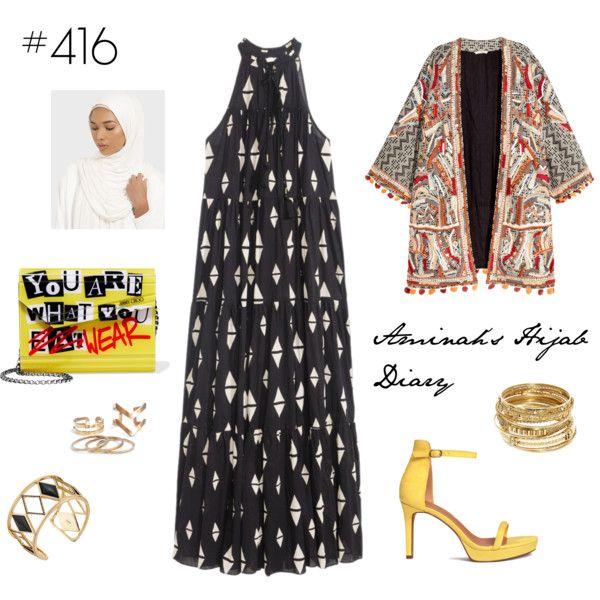Aminah´s Hijab Diary #hijab #hijabfashion #modest #fashion #look #style #outfit #ootd #germany #muslimah #hm