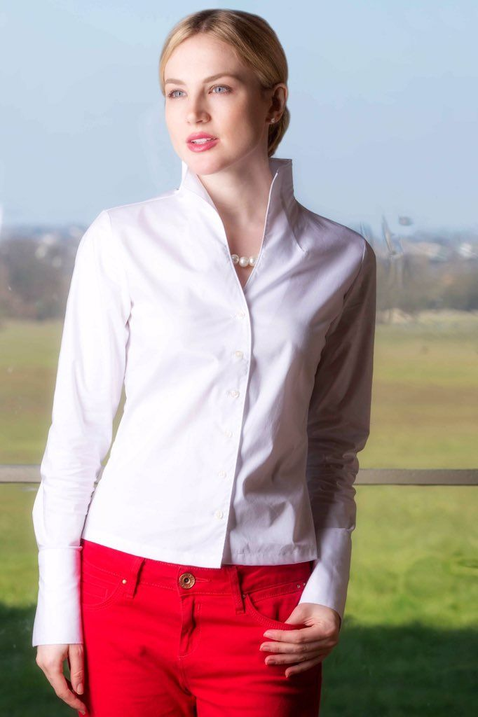 128 best THE PERFECT WHITE SHIRT images on Pinterest | White ...