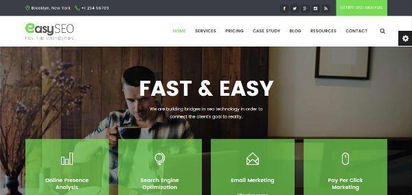 30+ Best Web Design Company WordPress Themes 2017