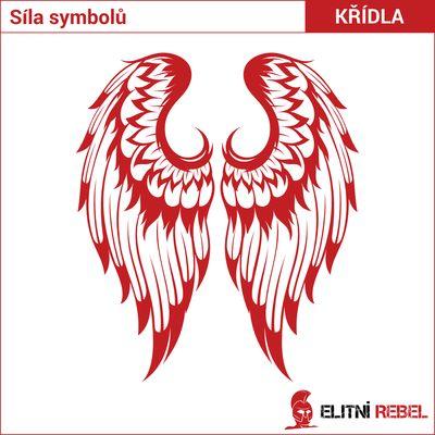 Síla symbolů - Křídla