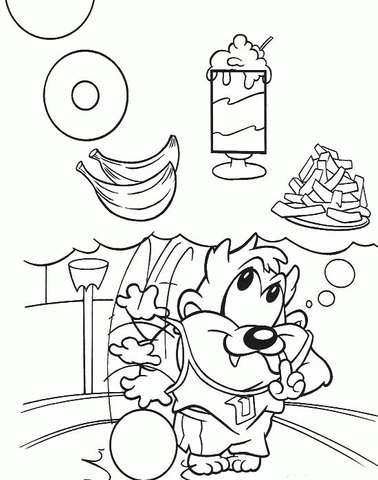 find this pin and more on ziyaret edilecek yerler baby tunes coloring page