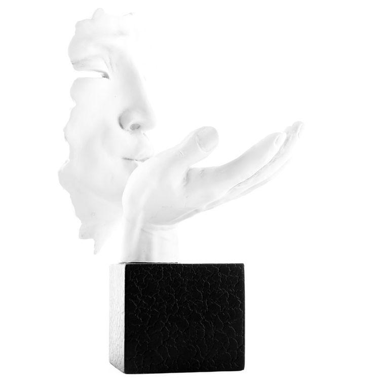 Dreamlight Candle Holder - Vitruvian Sculpture - Matt Blatt
