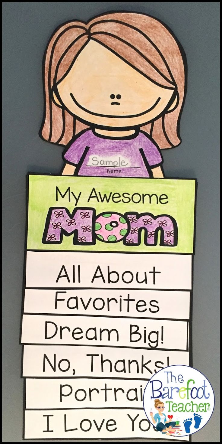 mothers day flip book - 736×1468