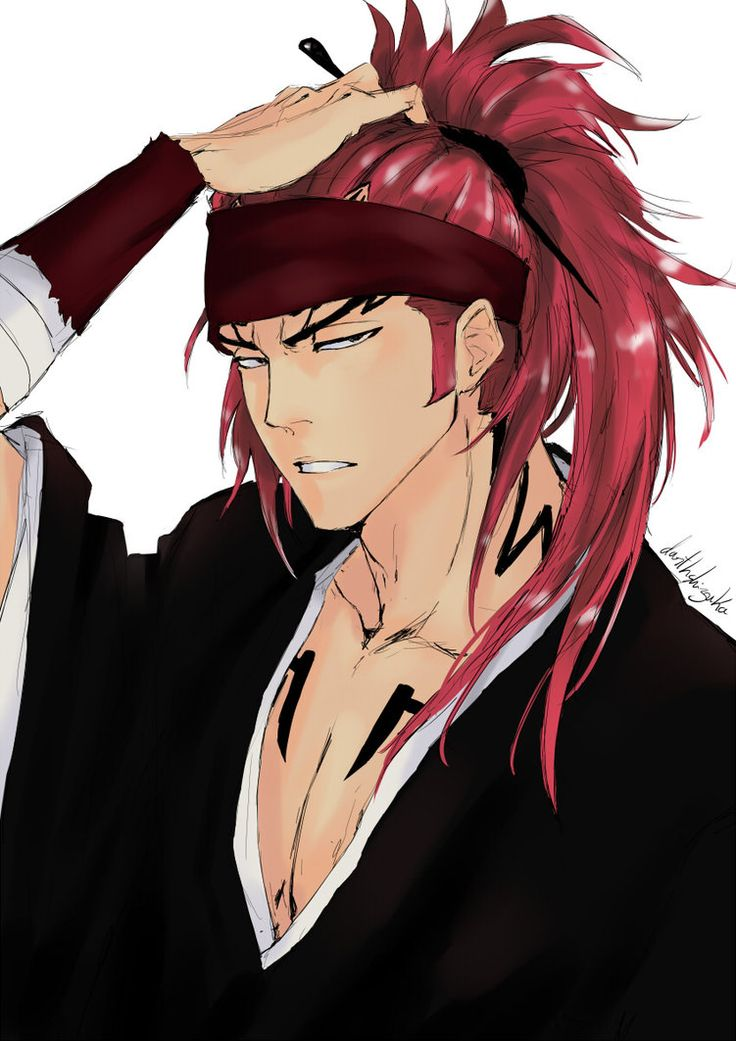 Happy Birthday, Renji! by DarthShizuka on DeviantArt