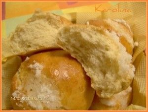 Receta de pan casero con harina de tapioca sin gluten