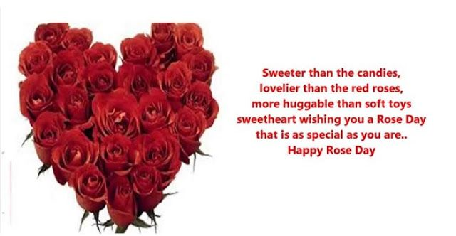Happy Rose Day 2018 Messages Images Pics Wishes HD Wallpapers