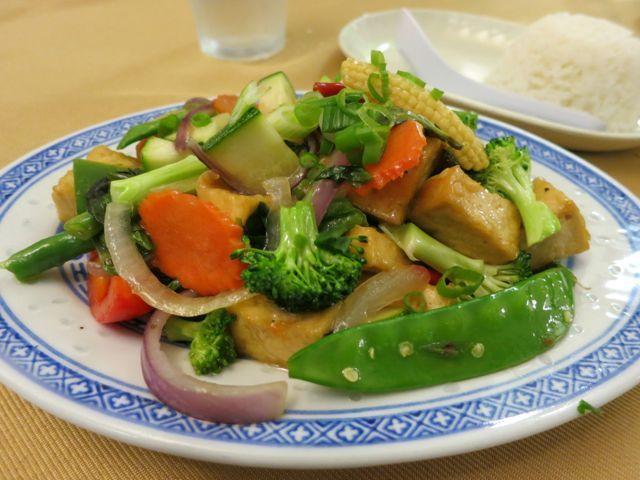 The Veracious Vegan: Sea Jasmine Thai Cuisine, Sebastian, FL