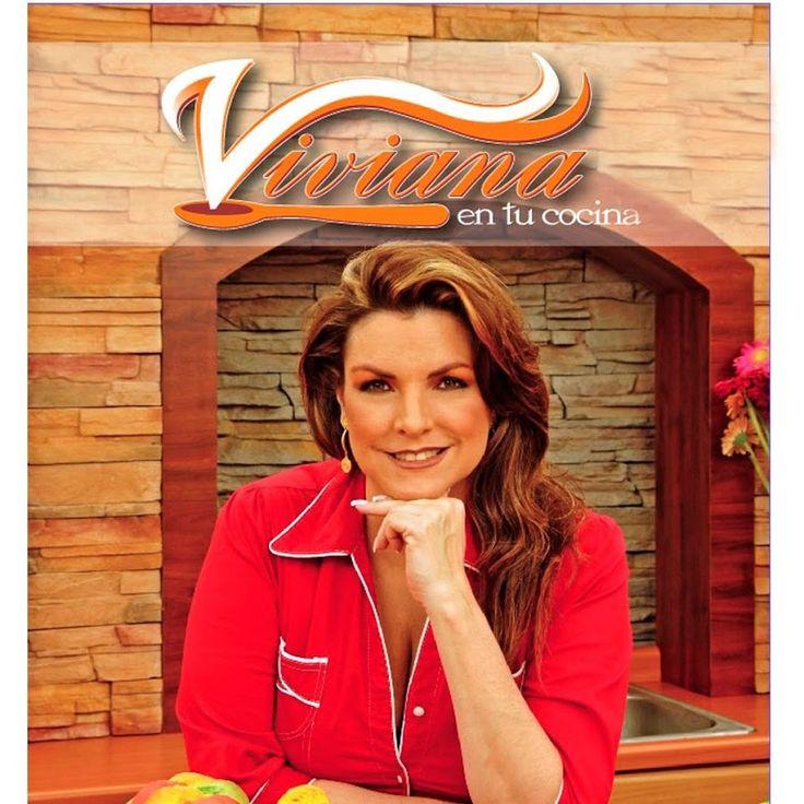 """Programa de cocina """"VIVIANA EN TU COCINA"""" Se transmite en Costa Rica, de lunes a viernes a las 10 a.m., por Canal 7 - TELETICA. Una producción de VIVIANA PRO..."""