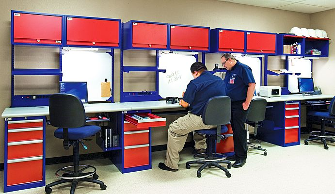 See Our Technical Workstations in Action!