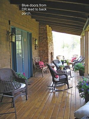 Covered back porches image search and back porch designs for Covered back porch ideas