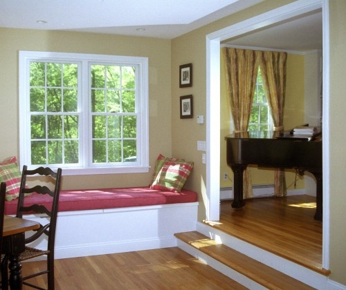 Home Design Ideas Bay Window: 149 Best Bay Window Designs Images On Pinterest
