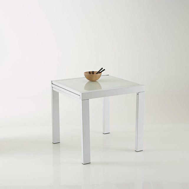 Table extensible 75/150 cm, allonge intégrée, Janik La Redoute Interieurs