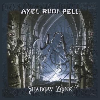 """Il nono album di #AxelRudiPell intitolato """"Shadow Zone""""."""