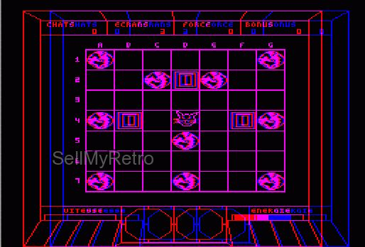 Sinclair QL Space Trading Game: Wanderer in 3D