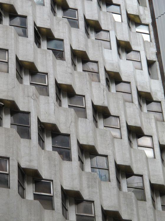 Jagged windows patternity patternity pinterest for Window design concrete