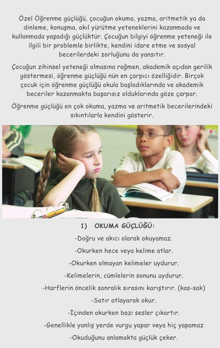 #özelöğrenmegüçlüğü #özeleğitim #eğitim #çocuk #okuma #okumagüçlüğü #anne…