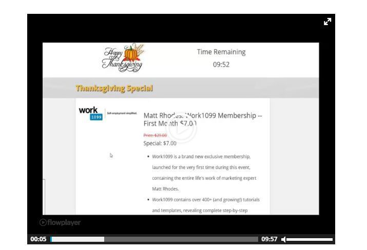 Work 1099 Review  Strongest Flagship Membership That Gives You Access To All 400 Training Guides & Videos To Grow Your Own Business To Big Million Dollar Levels