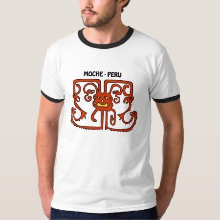 MOCHE-PERU T-Shirt - click to get yours right now!