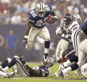 RB - Emmitt Smith  22  Dallas Cowboys   11be11444273