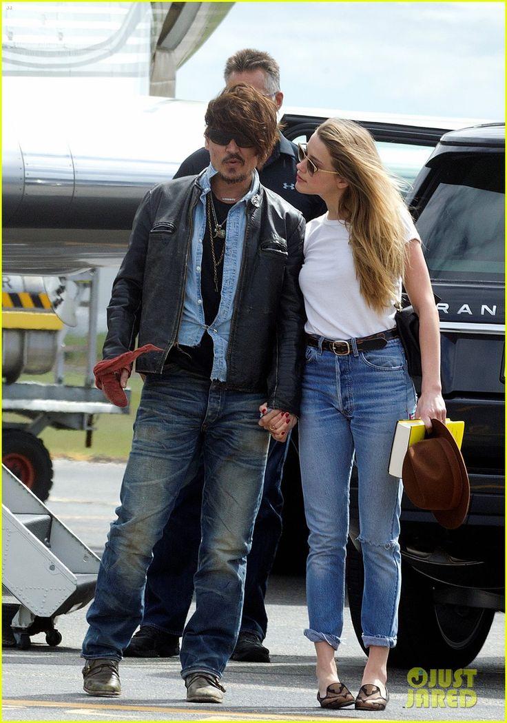 Johnny Depp y Amber Heard llegan a Australia- http://befamouss.forumfree.it/?t=70683644#