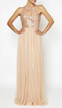Sparkle Bridesmaid Dresses on Pinterest