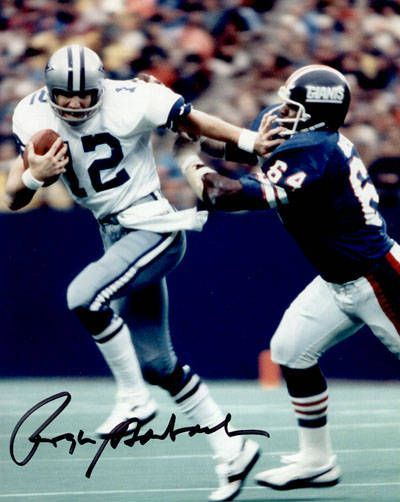 Roger Staubach, Dallas Cowboys NFL great Houston - TX / Sports Memorabilia online store. If you don't see what you are looking for shoot me an email - GoHardPro2@gmail.com