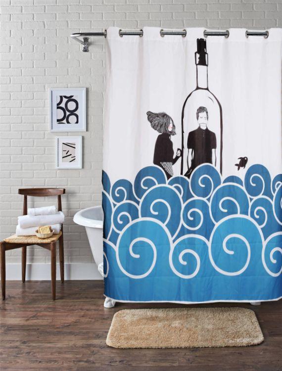 Comprar cortinas de baño online a buen precio, cortinas de baño, cortinas de baño originales, cortinas de baños vintage, cortinas de baño online, cortinas de baño de diseño, cortinas de ducha, cortinas ducha, cortinas de ducha originales, cortinas de ducha vintage, cortinas de ducha online, cortinas de baño nórdicas, cortinas de baño escandinavas, shower curtain, bathroom curtain, bathroom shower curtains, Cortinas de baño originales y divertidas para la ducha.